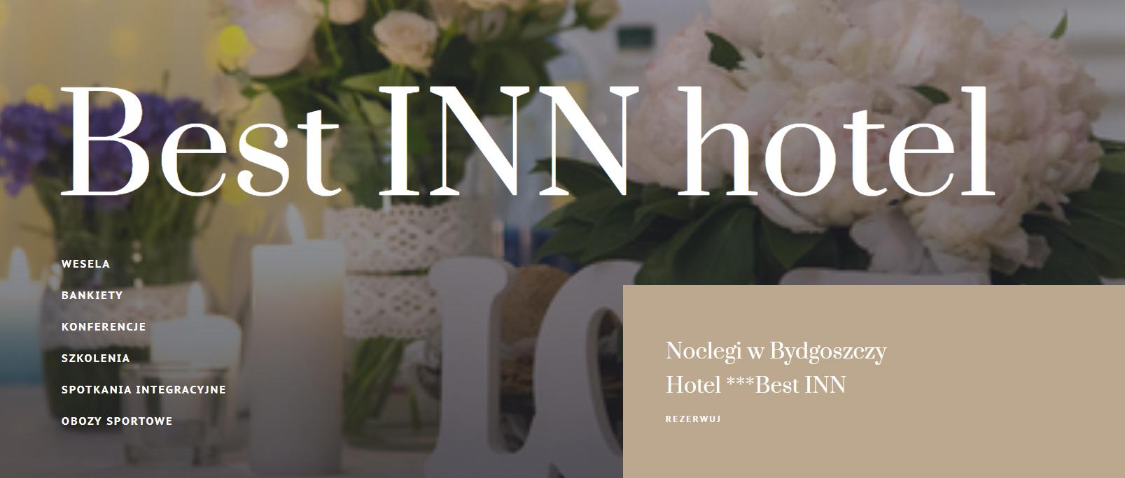 Hotel_Bestinn_Bydgoszcz_Hotel Best Inn  wysoki standard, rozsądna cena